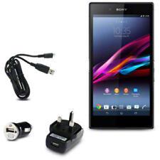 Chargeurs et stations d'accueil Sony Xperia Z Ultra pour téléphone mobile et assistant personnel (PDA) Sony USB