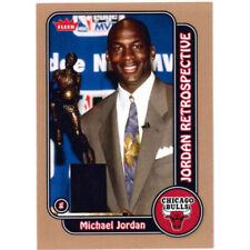 Cartes de basketball Fleer Michael Jordan