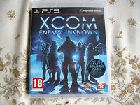 XCOM Enemy Unknown - Ps3 Playstation 3 - Pal España - Nuevo Precintado