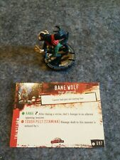 Horror Clix Bane Wolf #097