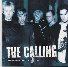 The Calling-Wherever You Will Go cd single