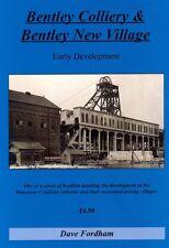 Doncaster Book: Bentley Colliery & Bentley New Village