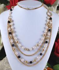 Fashion Jewelry Perlen Modeschmuck-Halsketten