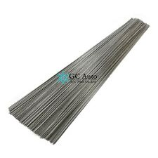10pcs ( 2mm x 50cm ) Aluminium Welding Rod Wire Electrode (No need welding flux)