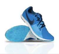 NEW Nike Zoom Rival Waffle Running Shoes 904720-402 Size 10 Blue Gray MSRP $65