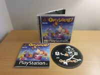 Overboard! - PS1 (Sony Playstation 1) Complete (PAL) Black Label