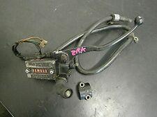 Yamaha TZR125 2RK 1987-92 Front Brake Master Cylinder with Lever & Line