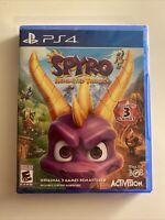 Spyro Reignited Trilogy PS4 BRAND NEW!!!