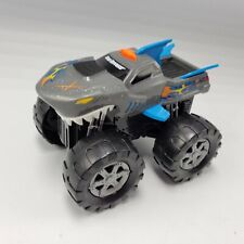 """Road Rippers Shark Mini Monster Truck 4"""" Sounds Toy Vehicle"""