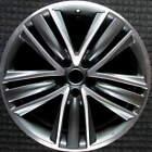 Infiniti Q50 Machined 19 Inch Oem Wheel 2014 To 2018