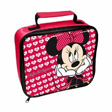Disney Hearts Lunchboxes & Bags for Children
