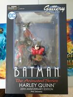 DC Comics Harley Quinn 25th Anniversary Batman Sealed Diamond Select New