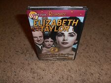 ELIZABETH TAYLOR THE LAST TIME I SAW PARIS FATHER'S LITTLE DIVIDEND dvd NEW