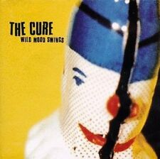 Cure Wild mood swings (1996) [CD]