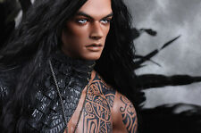 Ball Jointed Doll 1/3 Doll Strong Man With Eyes Free Face Up Muscular Body