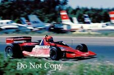 Niki Lauda Parmalat Brabham BT46B Swedish Grand Prix 1978 Photograph 3