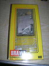"""BRAWA H0 HO 0712 Bausatz Kleinbekohlung """"Spalt"""" in Box"""