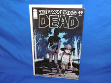 The Walking Dead #49 - Image Comics - 1st Print FN/VF