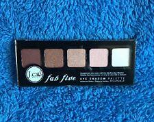 J Cat Beauty Fab Five Eyeshadow Palette - Bronze Creature - MELB STOCK