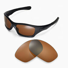 WL Polarized Brown Replacement Lenses for Oakley Pit Bull Sunglassese