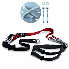 RIP:60 Swing Suspension Trainer resistance bands With TRX wall anchor x-mount