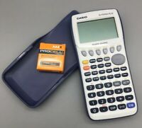 Casio FX-9750GA Plus Graphing Calculator with Cover and Batteries *Fast Ship*D05