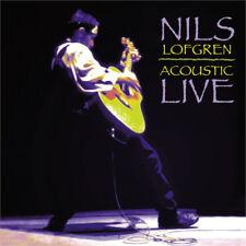 NILS LOFGREN Acoustic Live 17 Titel Hybrid SuperAudio CD SACD DSD CAPP 090 SA