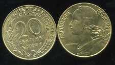 20 centimes 2000    marianne  SUP   ( bis )