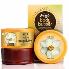 WOW Skin Science Nargis Body Butter-No Parabens,Mineral Oil & Color (200 ml)