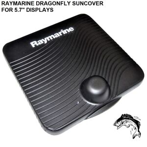 """RAYMARINE DRAGONFLY SUNCOVER FOR 5.7"""" DISPLAYS Fishfinder GPS with Down Vision"""