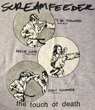 Never Worn Authentic Vintage SCREAMFEEDER Tshirt Size L