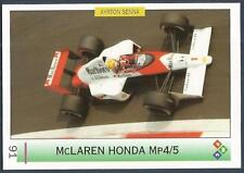 "PMC-AYRTON SENNA ""MAGIC SENNA"" F1- #091-McLAREN HONDA Mp4/5-MONZA-ITALY"