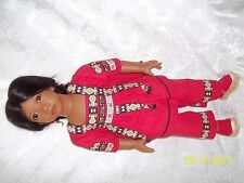 Panchita vinyl LIMITED EDITION Puppen Kinder art doll Annette Himstedt 1994-95