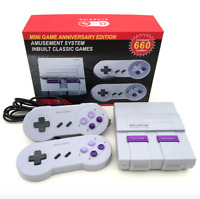 NES Mini Retro Video Game Console Entertainment System Built-in 660 Games