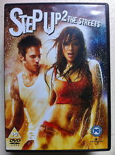 Briana Evigan Channing Tatum STEP UP 2 THE STREETS ~ Dance Drama Sequel UK DVD