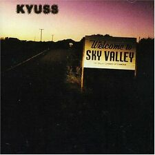 KYUSS Welcome To Sky Valley CD BRAND NEW