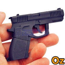 Pistol USB Stick, 16GB Quality 3D Gun USB Flash Drives WeirdLand