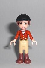 LEGO Friends - Olivia (41125) - Figur Minifig Pferd Reiterin Heartlake Vet 41125