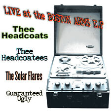 "THEE HEADCOATS HEADCOATEES SOLARFLARES 'Live at The Boston Arms' 7"" EP Mint"