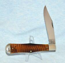 """RARE VINTAGE CASE TETSED XX GREENBONE COKE KNIFE 1920-40 61050 """"UNUSED!!!"""""""