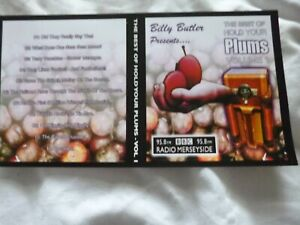HOLD YOUR PLUMS COMEDY CD VOLUME ONE