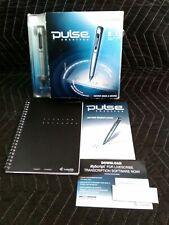 NEW - Livescribe Pulse Smartpen (2 GB) Smart Pen BUNDLE w/ink and 1 Notebook