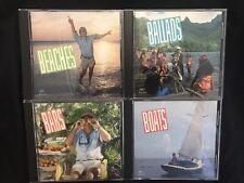 Jimmy Buffet Classic Cds - Beaches, Ballads, Boats and Bars