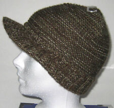 New babyGap Size S/M (14 inches circumference) Brown Cable Knit Hat