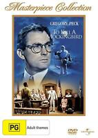 To Kill a Mockingbird - DVD Region 2 Free Shipping!