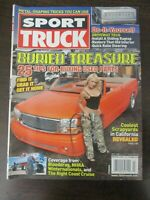 SPORT TRUCK MAGAZINE JULY 2006 INSTAL A SLIDING RAGTOP QUICK RATIO STEERING