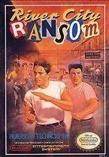 River City Ransom (NES), (NES)