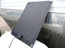 SEACHOICE 14481 12 Volt 25 Watt Semi-Flex Monocrystalline Solar Panel Boat RV