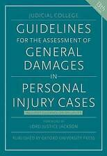 Guidelines for the Assessment of General Damages in Personal Injury Cases - Used
