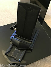 Genuine Vertu QUEST Desktop Charging Stand in Black PVD Extremely RARE WOW
